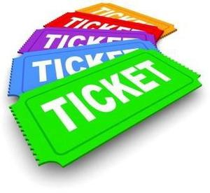 FEF Raffle Tickets