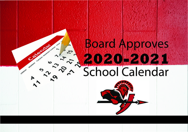 Photo of 2002-2021 school year calendar