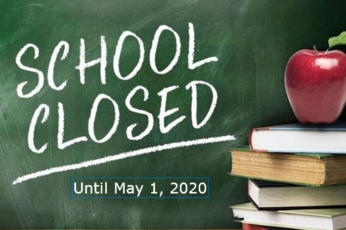 ACS Remains Closed Until May 1, 2020 Thumbnail Image