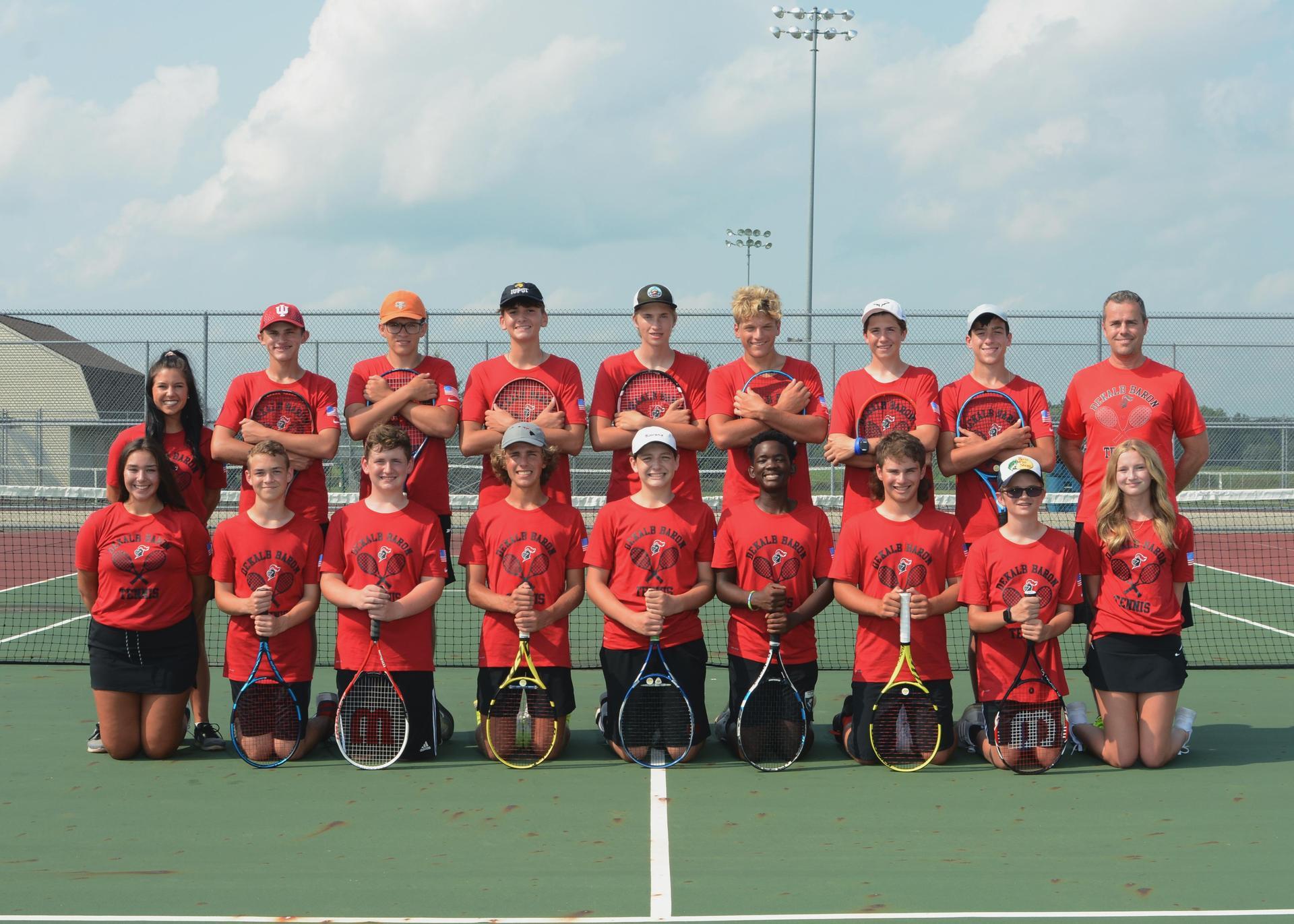 2021-2022 Baron Tennis