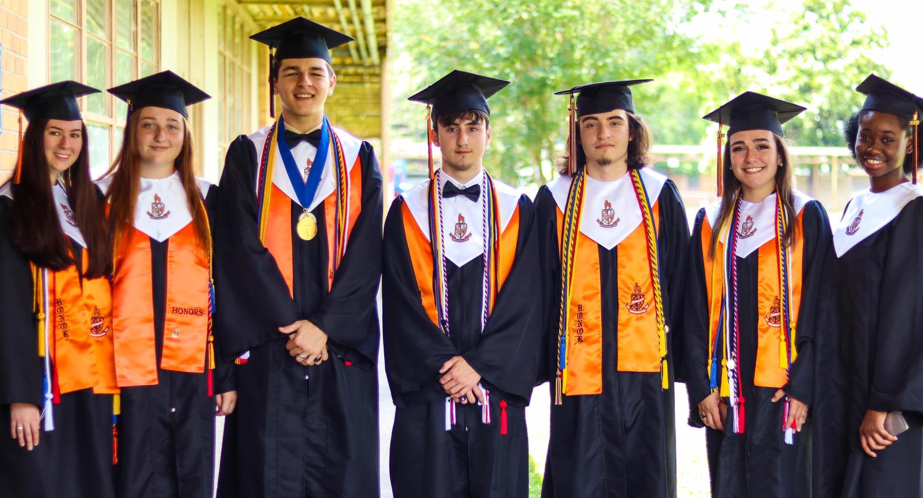 Opelousas High Graduates - PVE Walk of Fame