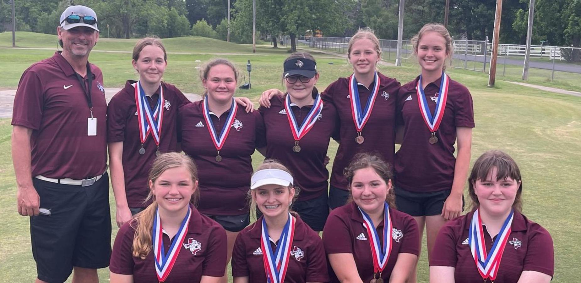 Girls Junior High Golf