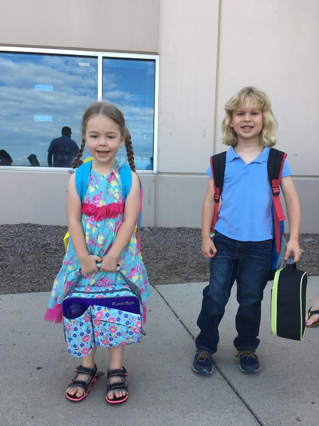 kindie first day