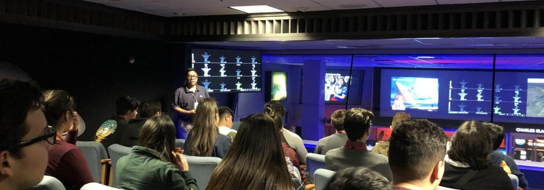 JPL visit