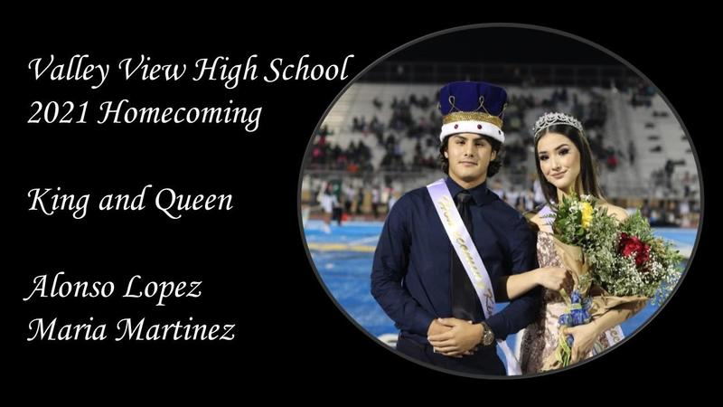 And Now Presenting, the Valley View High School Royal Court.... Thumbnail Image