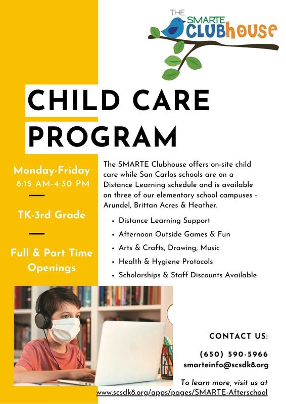 SMARTE Childcare Flyer