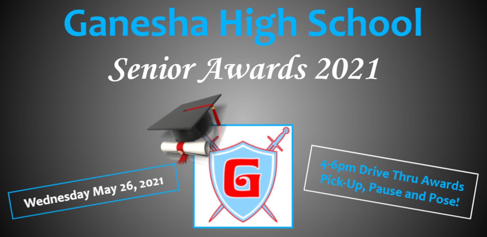 2021 Senior Awards