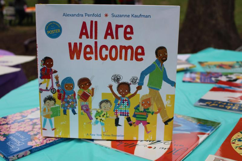All Are Welcome Festival Featured Photo
