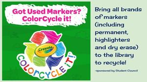 marker recycling