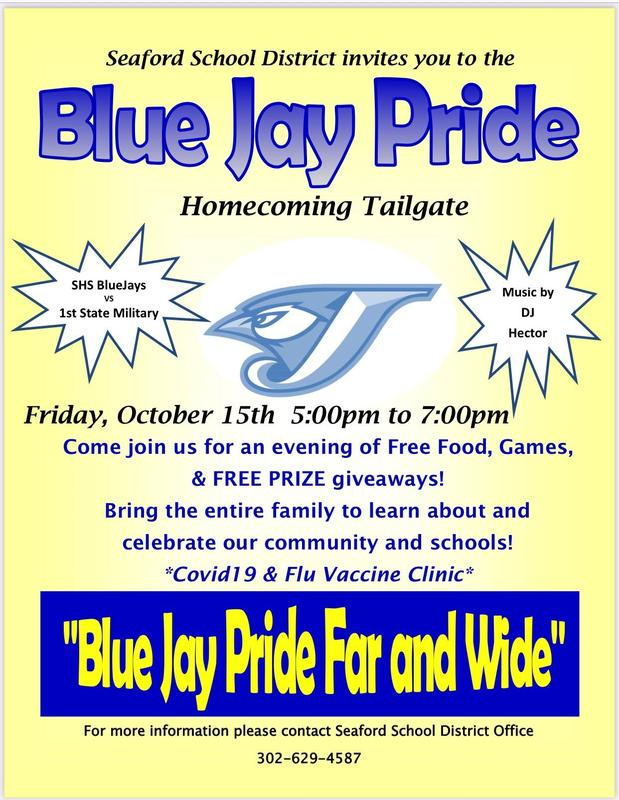 SSD Blue Jay Pride Homecoming Tailgate Featured Photo
