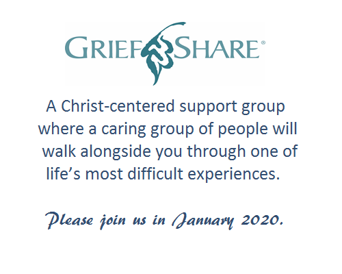 GriefShare Program: A Christ-Centered Support Group for People Grieving the Death of a Loved One Featured Photo
