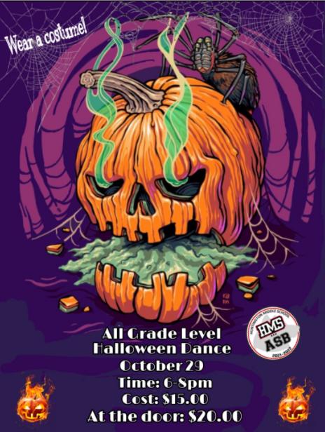 Halloween Dance! Featured Photo