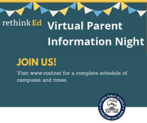virtual parent information night