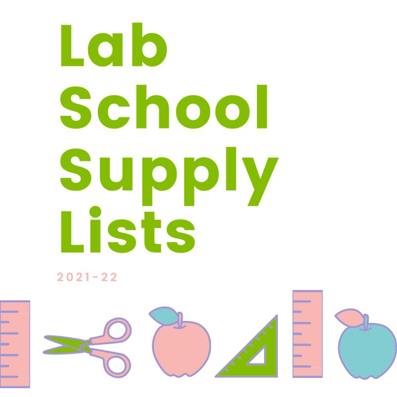 School Supplies 2021-22 Featured Photo