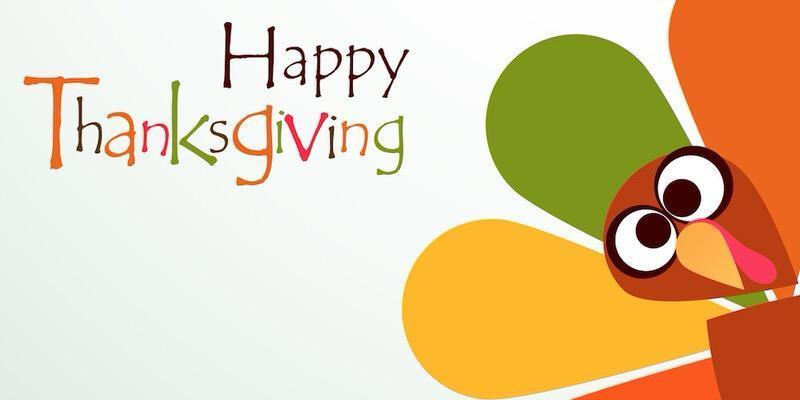 Thanksgiving Break Thumbnail Image