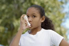 Inhalers at school