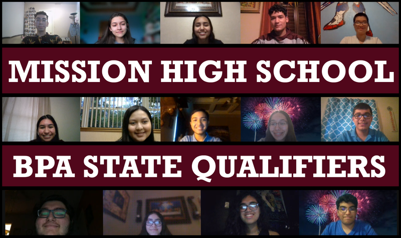 MHS BPA State Qualifiers graphic