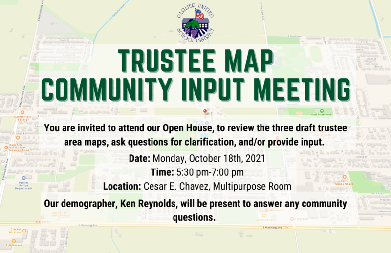 🗺  Trustee Map Community Input Meeting 🗺 Featured Photo