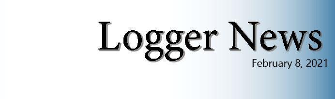 Logger News Feb 8 2021