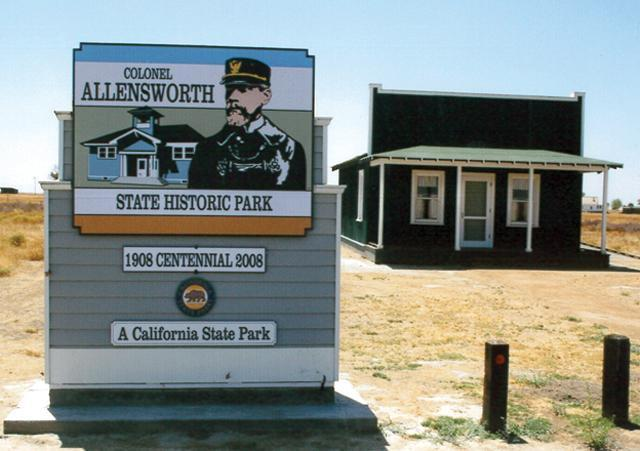Black History Month Fun Fact #6: Allensworth State Park Thumbnail Image