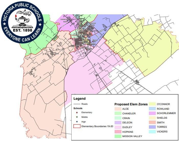 Task Force Recommends Changes to Campus Boundaries for 2020-2021 Thumbnail Image