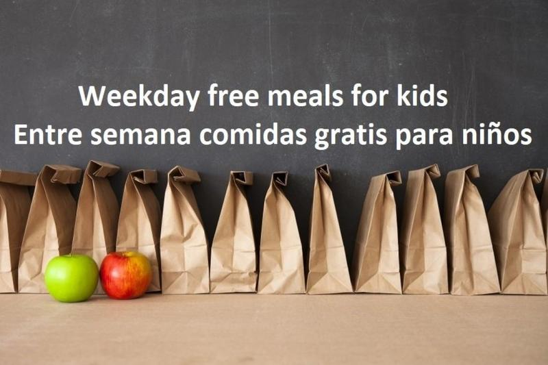 Meal packets for the week starts on Monday 4th, 2020 @ High school and Junior High Thumbnail Image