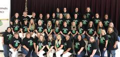 2019 Wild Peach Staff