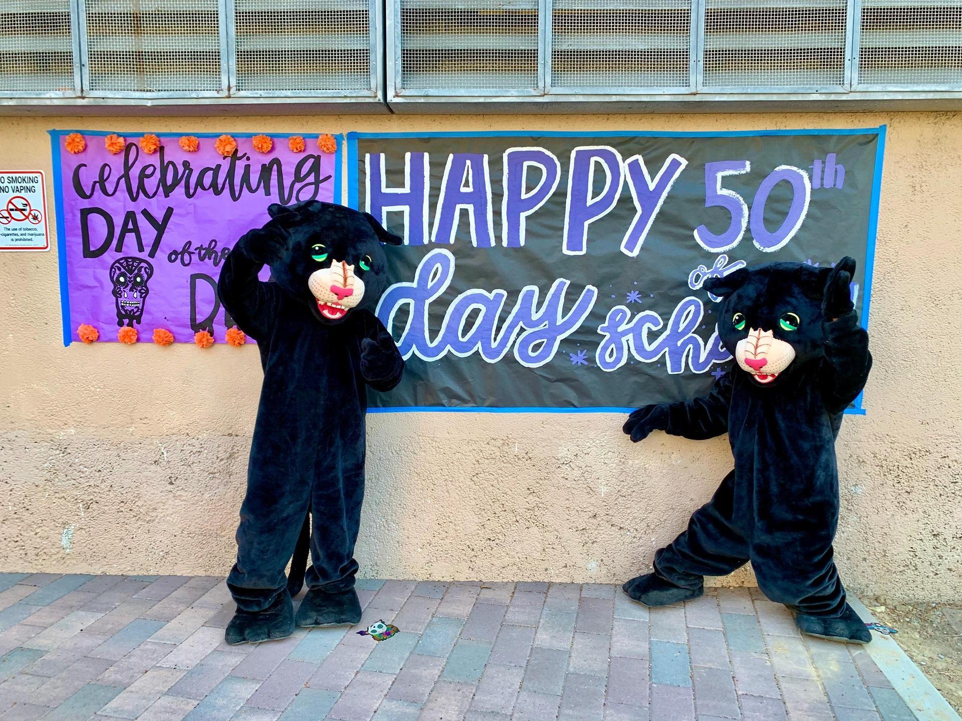 50th Day Celebration