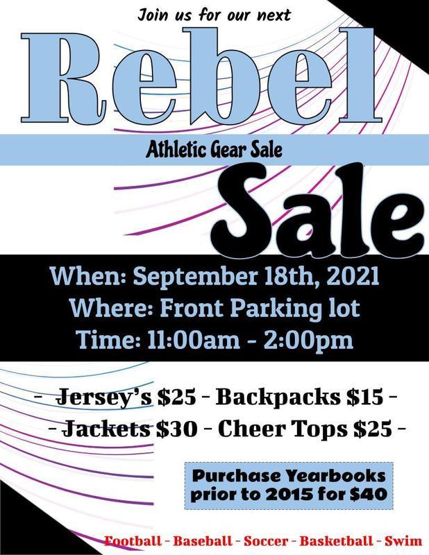 Rebel Sale info