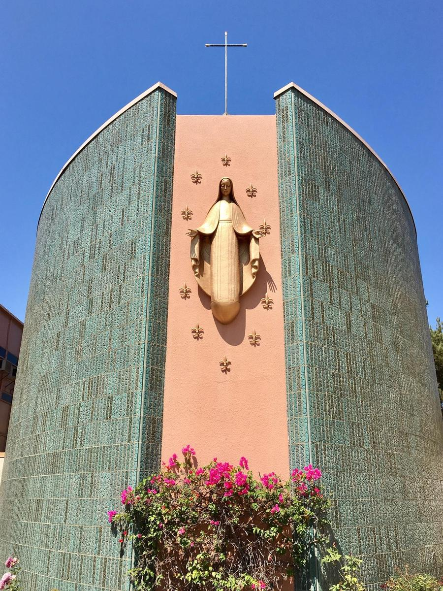 school chapel