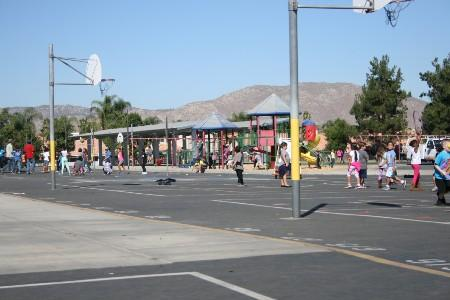 Playground at FV