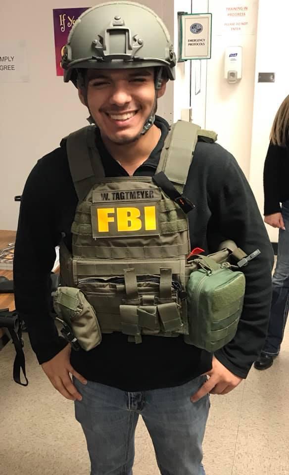 FBI @ GAVC