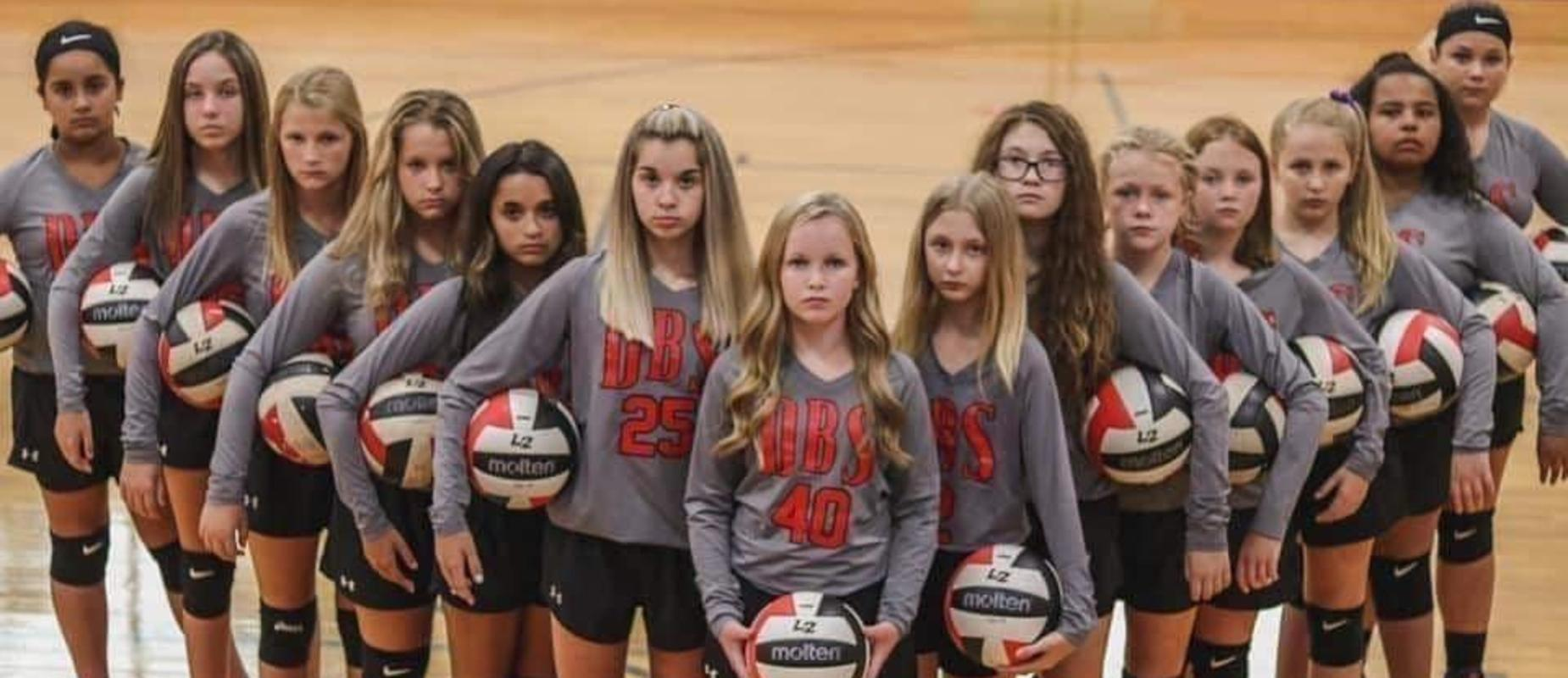 2020 Lady Wildcats Volleyball Team