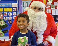 Readiness Holiday Sing-a-Long with Santa Claus