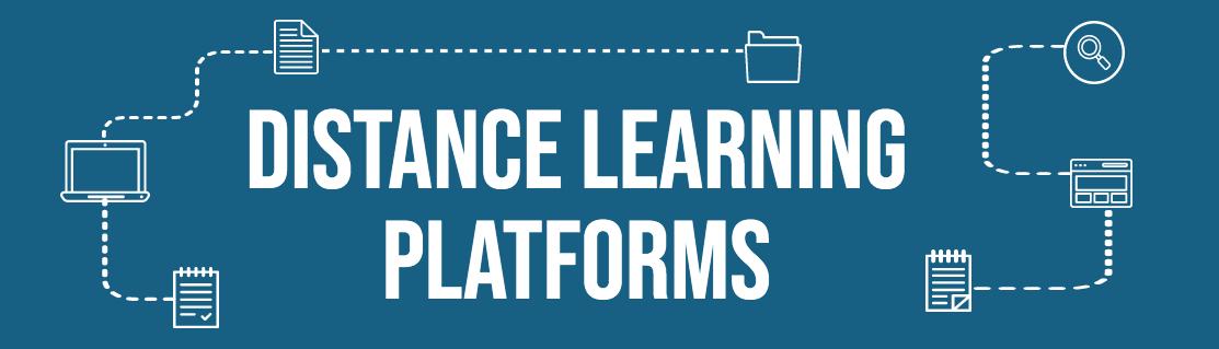 Distance Learning Platform