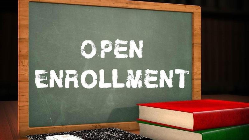Open Enrollment for 2020-2021 Thumbnail Image