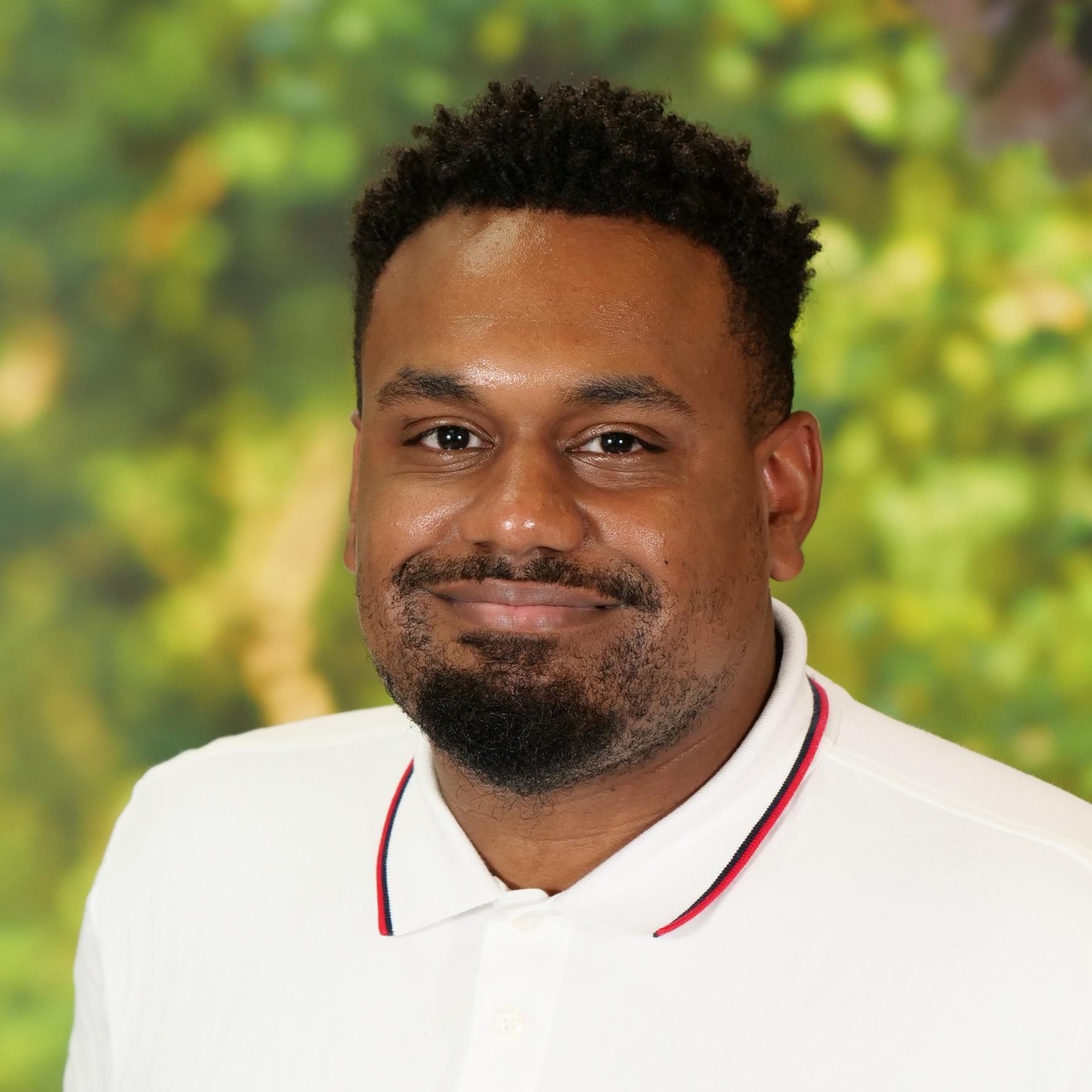 Simeon Jackson's Profile Photo