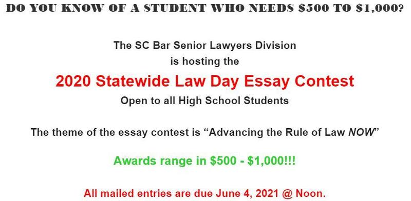Law Day Essay Contest
