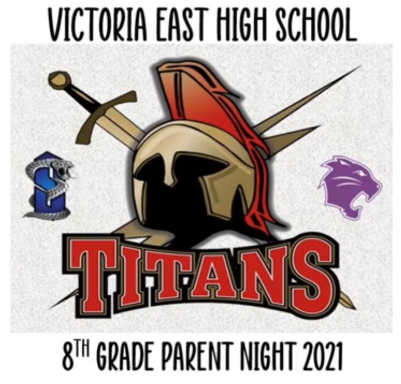 See the 8th Grade Parent Night YouTube Video for East High School! Thumbnail Image