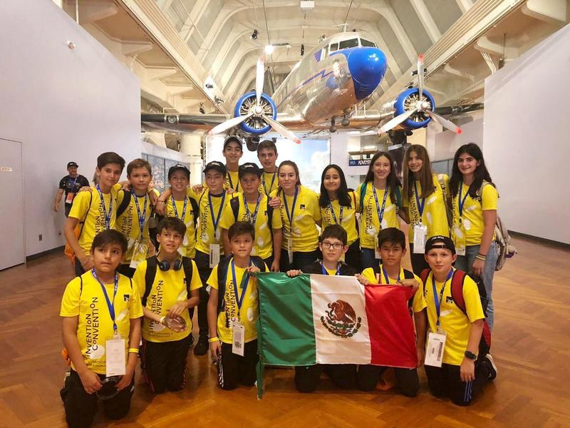 El Himalaya International School Monterrey representa a México en la Invention Convention de Michigan Featured Photo