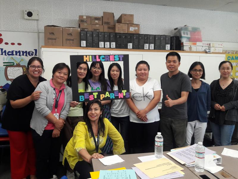 Hillcrest Elementary held its first ELAC meeting of the school year!  Also, PTA voting will take place during OPEN HOUSE on  5/2/19, 2019-20. View the PTA Nominated Slate here -----------------> Thumbnail Image