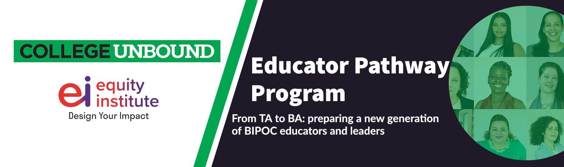 Educator Pathway Program