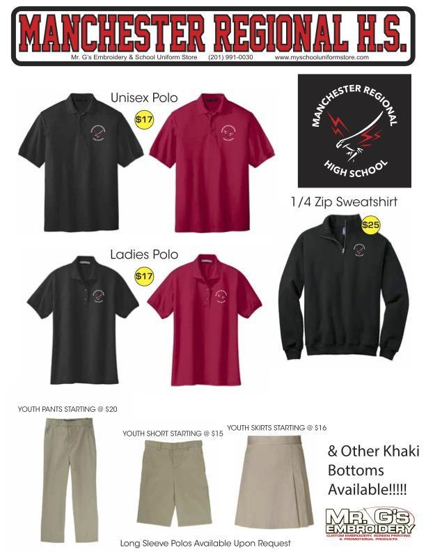 MRHS Uniform Examples