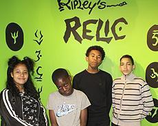 Trip to Ripley's/Madame Tussauds