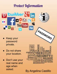 Cyber Safety Poster