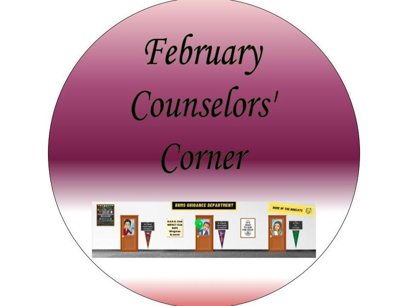 February Counselors' Corner Featured Photo