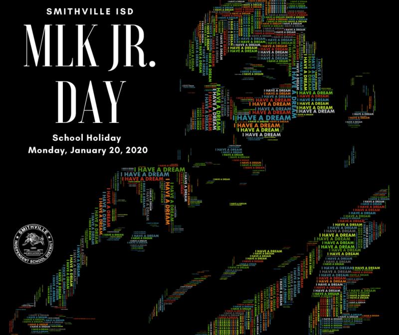 MLK Jr. Day School Holiday
