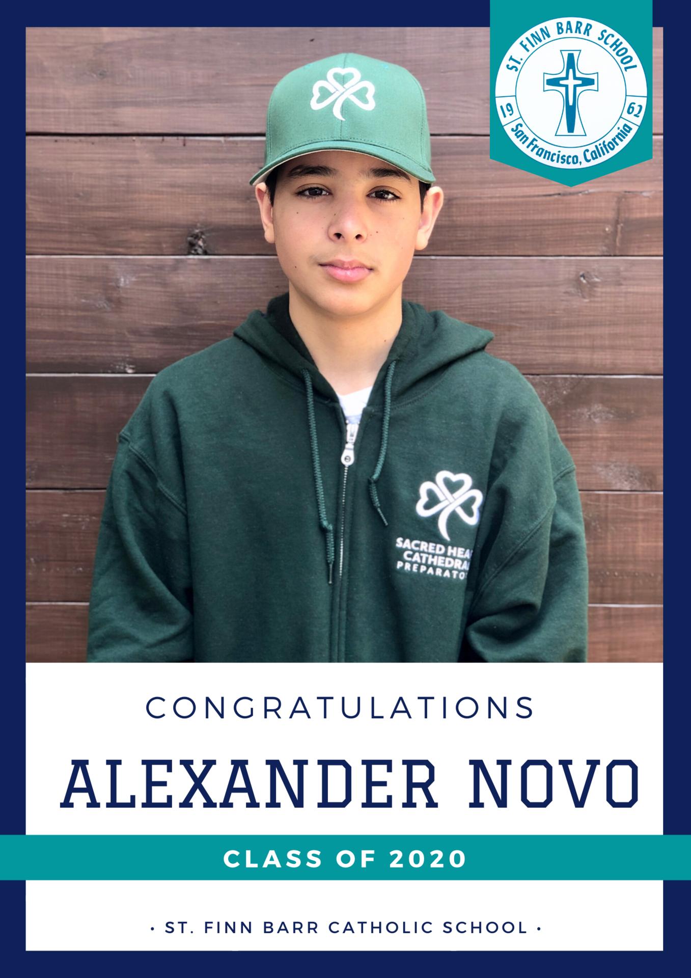 Alex Novo Spotlight