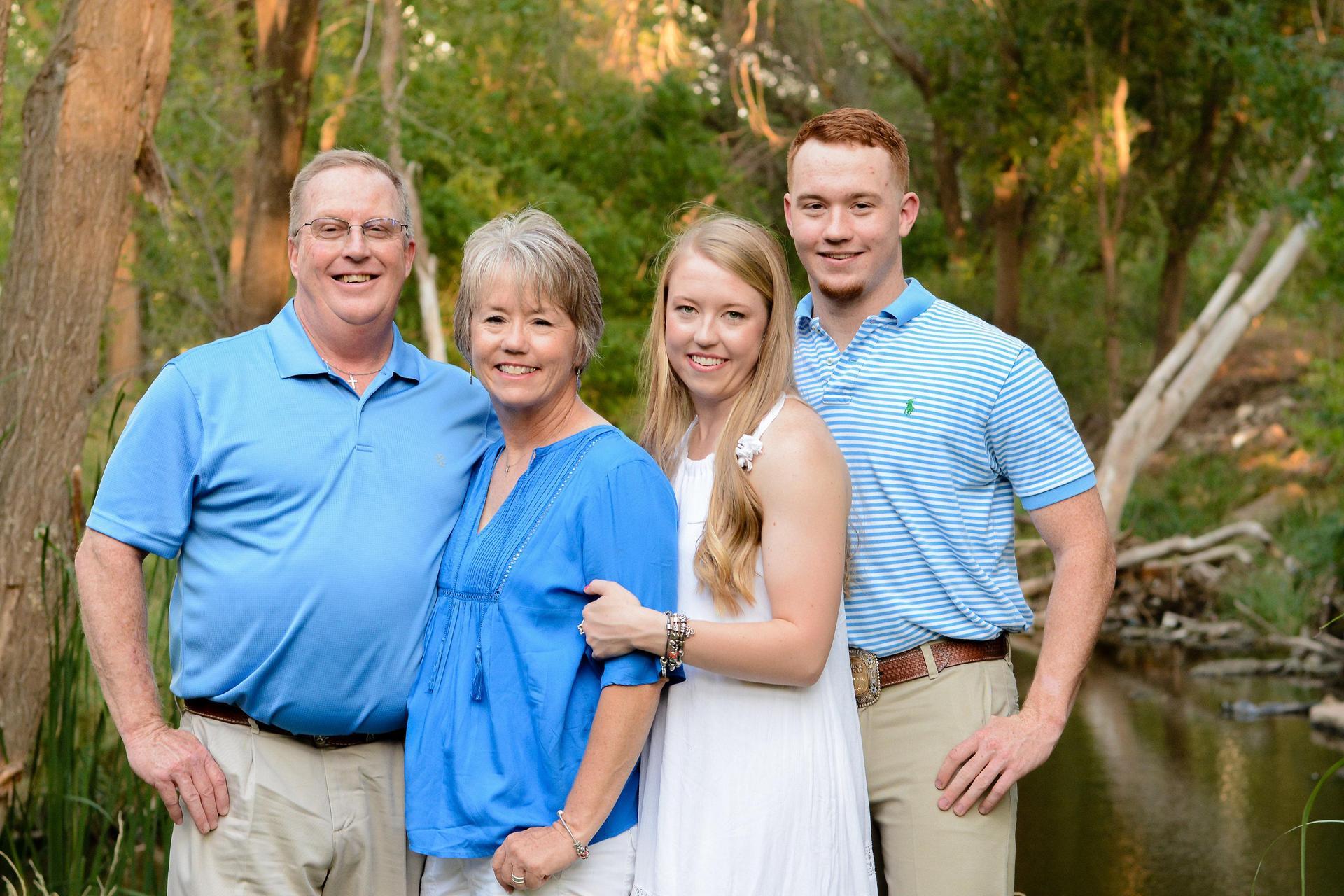 The Parham Family