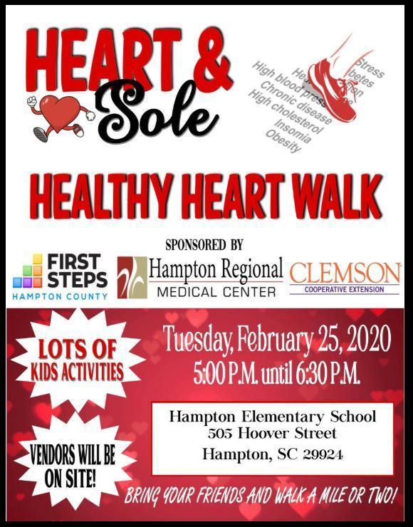 Heart & Sole Walk